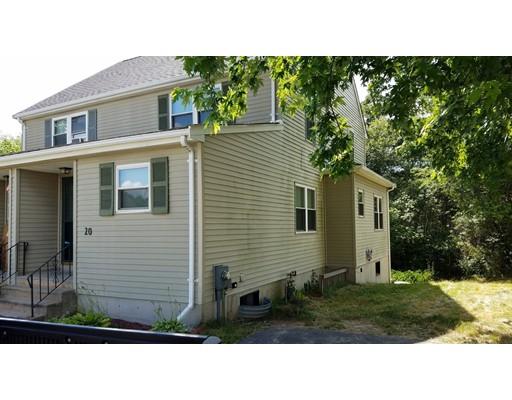Condominium for Sale at 20 Quincy Way Attleboro, Massachusetts 02703 United States