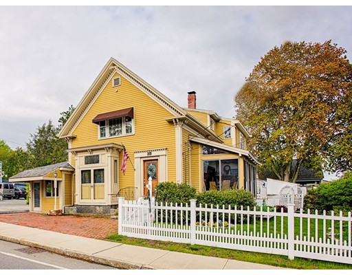 Single Family Home for Sale at 48 Main Street 48 Main Street Essex, Massachusetts 01929 United States
