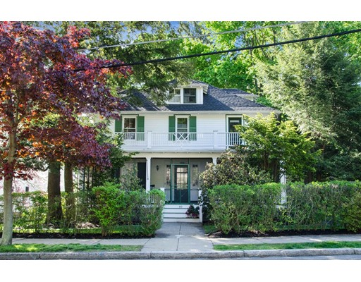 Single Family Home for Sale at 80 Warwick Road Melrose, Massachusetts 02176 United States