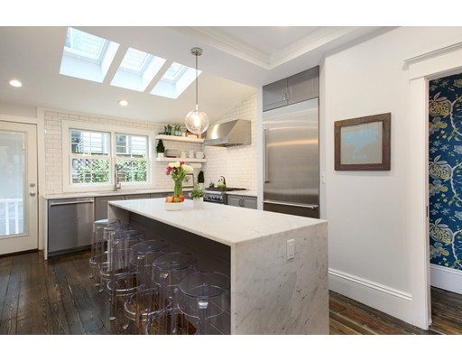 Single Family Home for Sale at 55 Green Street Boston, Massachusetts 02129 United States
