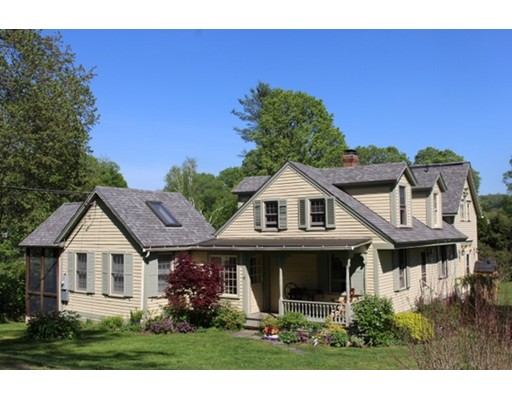 Single Family Home for Sale at 45 Upper Baptist Hill Road Conway, Massachusetts 01341 United States