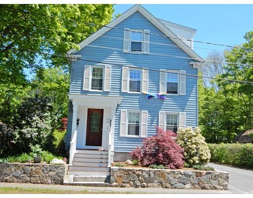 Casa Multifamiliar por un Venta en 164 Alden Street Ashland, Massachusetts 01721 Estados Unidos