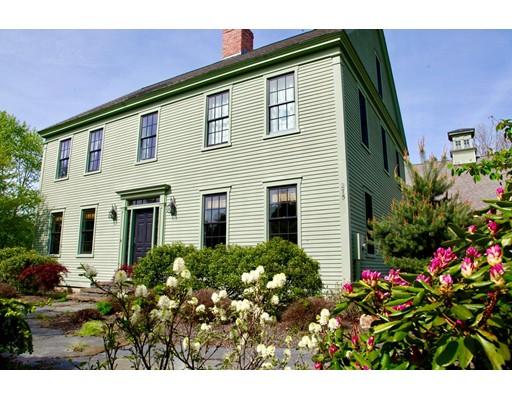 واحد منزل الأسرة للـ Sale في 275 Leverett Road Amherst, Massachusetts 01002 United States