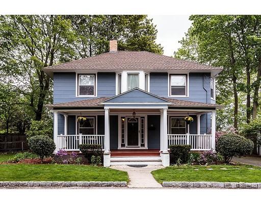 Single Family Home for Sale at 14 Hastings Lane Medford, Massachusetts 02155 United States