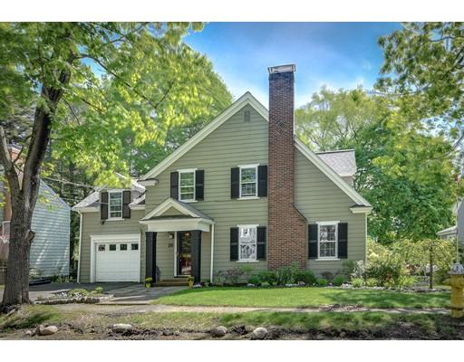 Single Family Home for Sale at 26 Wilshire Park Needham, Massachusetts 02492 United States