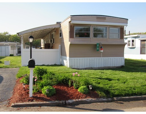 Single Family Home for Sale at 88 Daniel Drive Attleboro, Massachusetts 02703 United States