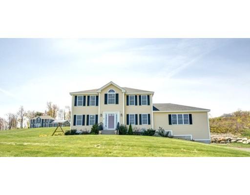 独户住宅 为 销售 在 5 Grizzly Rutland, 马萨诸塞州 01543 美国