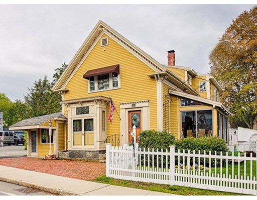 Commercial for Sale at 48 Main Street 48 Main Street Essex, Massachusetts 01929 United States