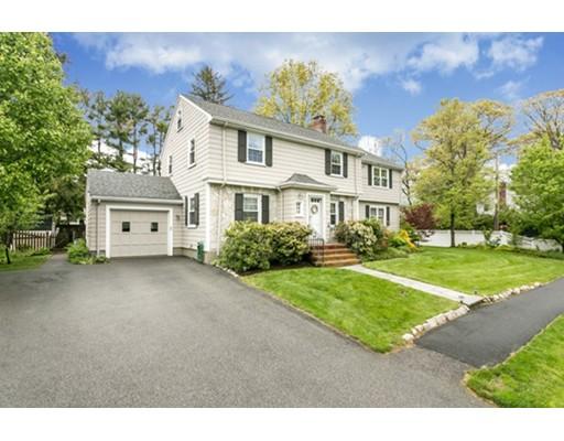 Single Family Home for Sale at 42 Lexington Avenue Needham, Massachusetts 02494 United States