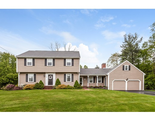 Single Family Home for Sale at 32 Century Drive Canton, Massachusetts 02021 United States