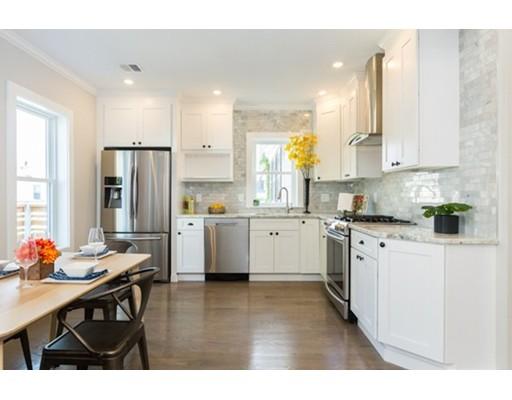Condominium for Sale at 3 West Street Somerville, Massachusetts 02144 United States