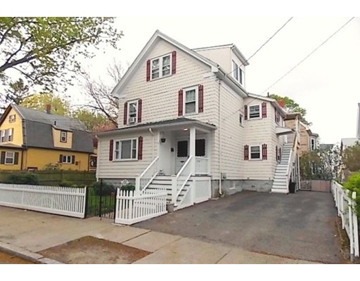 Multi-Family Home for Sale at 9 Brookings Street Medford, Massachusetts 02155 United States