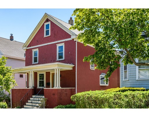 Single Family Home for Sale at 25 Murray Hill Road Boston, Massachusetts 02131 United States