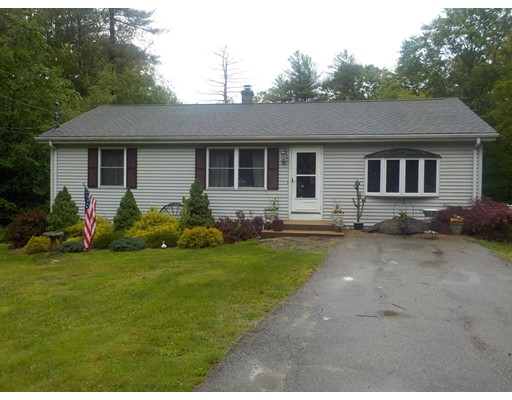 Single Family Home for Sale at 1154 Dunhamtown Brimfield Road Brimfield, Massachusetts 01010 United States