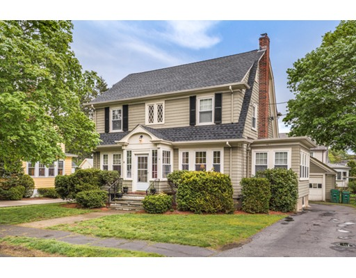 Single Family Home for Sale at 13 Whittier Road Medford, Massachusetts 02155 United States