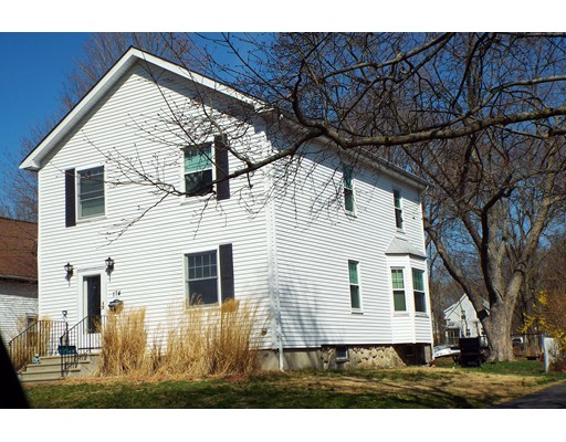 Single Family Home for Sale at 174 Vernon Street Rockland, Massachusetts 02370 United States