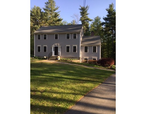 Single Family Home for Sale at 414 Piper Road 414 Piper Road Ashby, Massachusetts 01431 United States