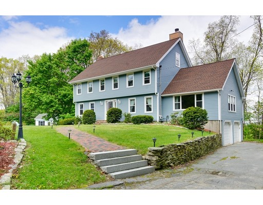 Single Family Home for Sale at 14 LONGVIEW DRIVE Chelmsford, Massachusetts 01824 United States