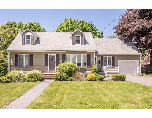 20 Beech Ave, North Andover, MA 01845