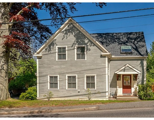 Single Family Home for Sale at 4 W Main Street Hopkinton, Massachusetts 01748 United States