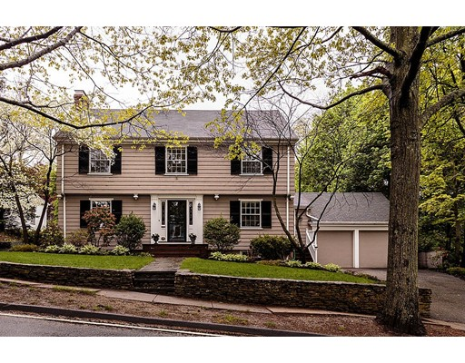 Single Family Home for Sale at 95 Goden Streeet Belmont, Massachusetts 02478 United States