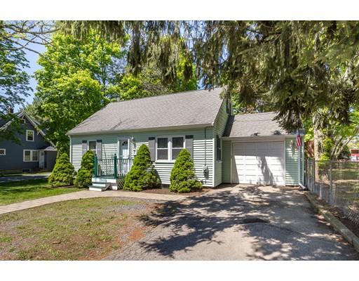 Single Family Home for Sale at 15 Sherman Street Canton, Massachusetts 02021 United States
