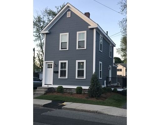 Single Family Home for Sale at 30 Rockland Street Canton, Massachusetts 02021 United States