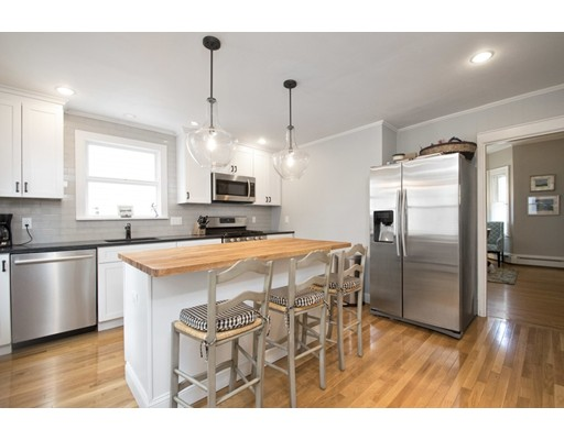 Single Family Home for Sale at 7 Atlantic Street Boston, Massachusetts 02127 United States