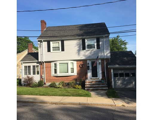 Single Family Home for Sale at 4 Latin Road Boston, Massachusetts 02132 United States