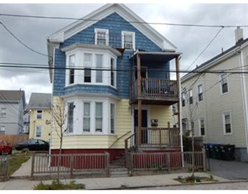 Single Family Home for Rent at 122 Julian Street Providence, Rhode Island 02909 United States