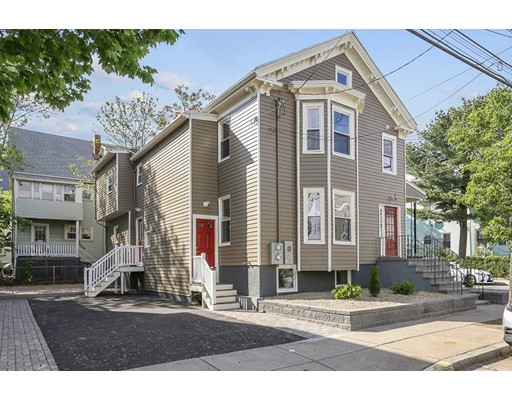 Condominium for Sale at 27 Marshall Somerville, Massachusetts 02145 United States
