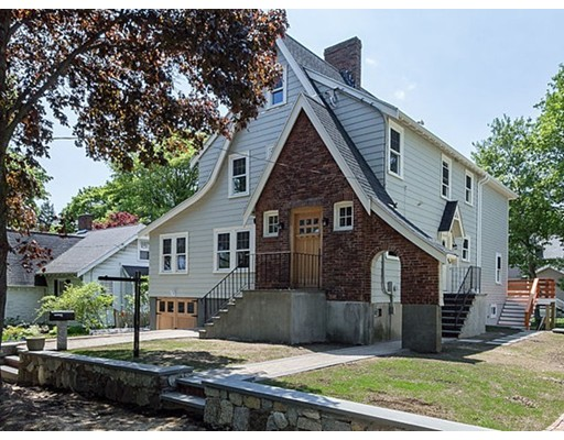 Single Family Home for Sale at 217 Waverley Street Arlington, Massachusetts 02476 United States