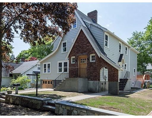 Single Family Home for Sale at 217 Waverley Street Arlington, Massachusetts 02476 United States