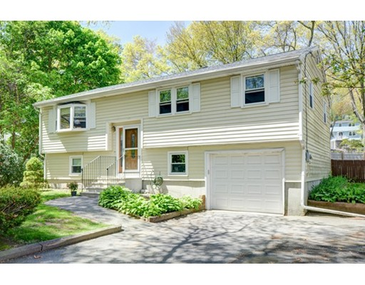 Single Family Home for Sale at 12 Woodbine Road Billerica, Massachusetts 01821 United States