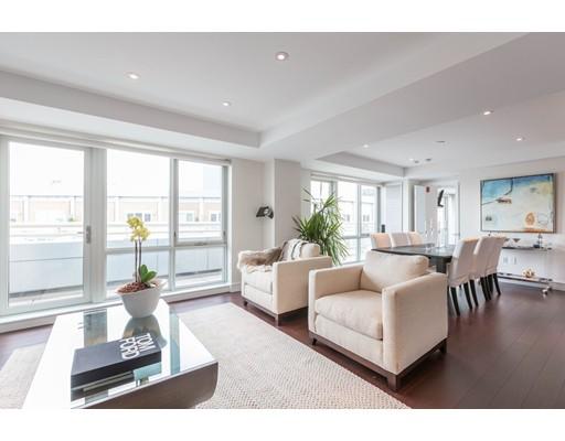 Casa Unifamiliar por un Alquiler en 3 Battery Wharf Boston, Massachusetts 02109 Estados Unidos