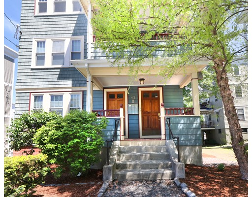 Condominium for Sale at 42 Lourdes Avenue Boston, Massachusetts 02130 United States