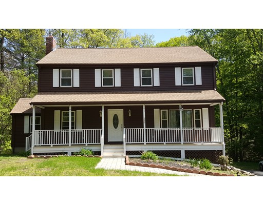 Single Family Home for Sale at 380 Whitney Street Northborough, Massachusetts 01532 United States
