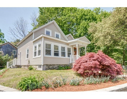 Single Family Home for Sale at 21 Kinsley Road Acton, Massachusetts 01720 United States