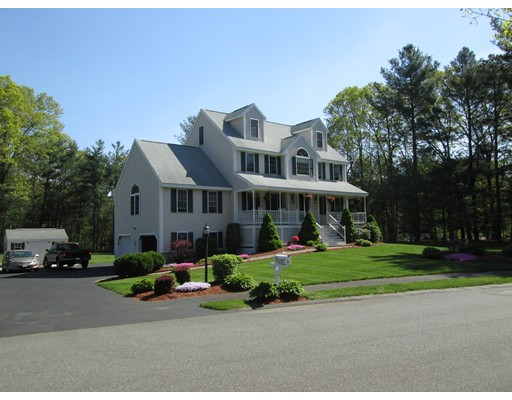Single Family Home for Sale at 25 Donovan Way Tewksbury, Massachusetts 01876 United States