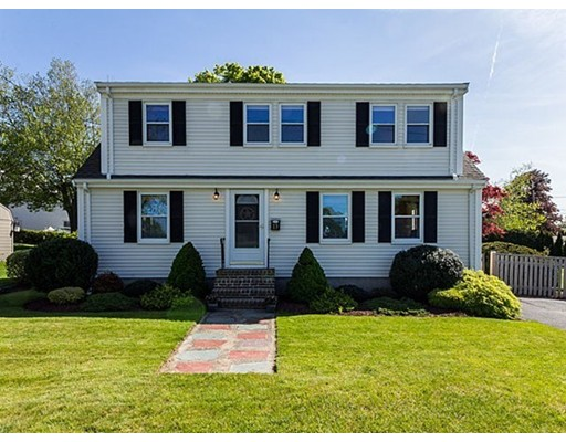 Single Family Home for Sale at 13 Carver Street Beverly, Massachusetts 01915 United States