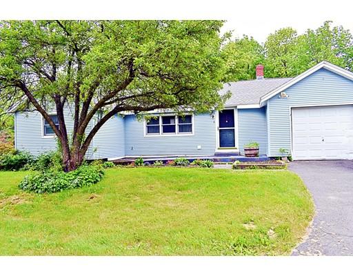 واحد منزل الأسرة للـ Sale في 6 Wyman Road 6 Wyman Road Blandford, Massachusetts 01008 United States