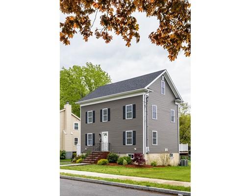Single Family Home for Sale at 149 Renfrew Street Arlington, Massachusetts 02476 United States