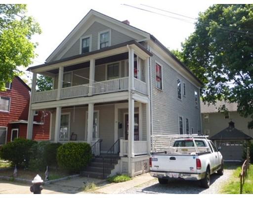 Multi-Family Home for Sale at 29 Franklin Street Arlington, Massachusetts 02474 United States