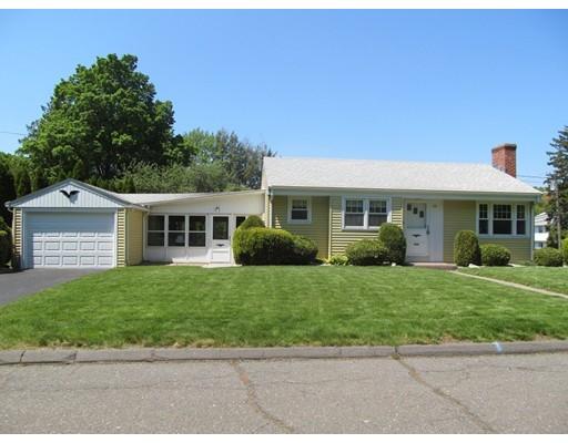 Частный односемейный дом для того Продажа на 142 Brookfield Drive East Hartford, Коннектикут 06118 Соединенные Штаты