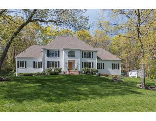 Single Family Home for Sale at 7 Hidden Brick Road Hopkinton, Massachusetts 01748 United States