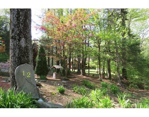 独户住宅 为 销售 在 12 Julius Hall 布兰弗德, 马萨诸塞州 01008 美国