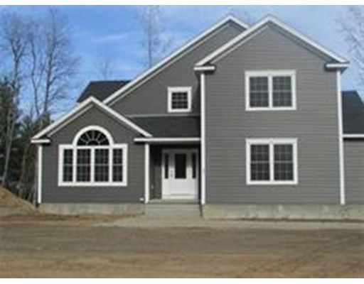 Single Family Home for Sale at 3 Halon Way Southampton, Massachusetts 01073 United States
