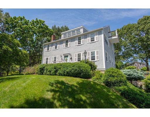 独户住宅 为 销售 在 45 Priscilla Road 马什菲尔德, 马萨诸塞州 02050 美国