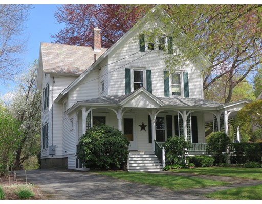 Single Family Home for Sale at 51 Highland Avenue Greenfield, Massachusetts 01301 United States
