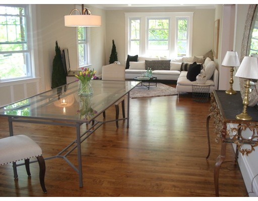 Condominium for Sale at 45 Hillside Avenue Arlington, Massachusetts 02476 United States